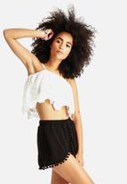 AX Paris - Crochet Crop Top