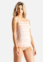 Artistic Revolution in Time - Modal and Chiffon Cami