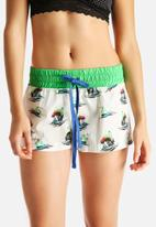Artistic Revolution in Time - Poplin Boxers