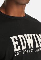 Edwin - Logo Tee Type 2