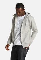 Edwin - Classic Hooded Logo Jacket
