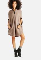 VILA - Blis Knit Poncho