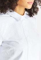 VILA - Ele Stripe Shirt
