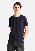 Selected Homme - Pima O-Neck
