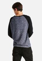 Selected Homme - Lou Baseball Crew Neck