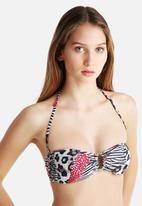 South Beach  - Reagan Halter Top