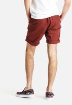 Selected Homme - Three Paris Rum Shorts