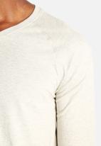 NUDIE - Quarter Sleeve Backbone