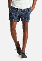 Native Youth - Ditsy Floral Swimshorts