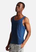 Native Youth - Indigo Vest