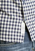Native Youth - Herringbone Gingham Shirt