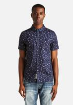 Native Youth - Elderflower Print Shirt