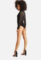 Bardot - Stripe Bodysuit