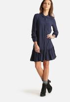 VILA - Mask Shirt Dress
