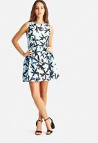 AX Paris - Bold Print Skater Dress