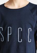 S.P.C.C. - Fleece Pullover Tee