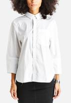 G-Star RAW - Elongated Straight Shirt