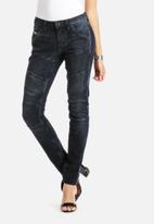 G-Star RAW - 5620 Custom Mid Skinny Jeans