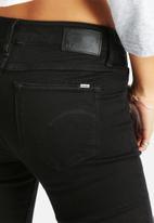 G-Star RAW - 3301 Contour High Skinny Jeans
