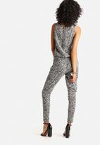 ONLY - Choice Placket Jumpsuit
