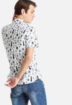 Dstruct - Fullerton S/S Shirt