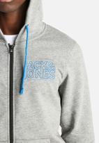 Jack & Jones - Flex Sweat Zip Hood