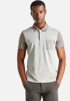 Jack & Jones - Harmon Polo Short Sleeve Tee