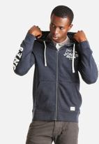 Jack & Jones - Masum Sweat Hood Zip
