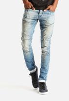 Jack & Jones - Slim Woven Sweat Jeans
