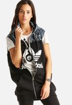 adidas Originals - La Hooded Dress
