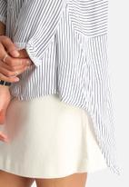 MINKPINK - Stripe Shirt
