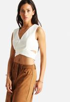 Glamorous - Cross Front Top