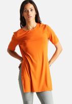 Glamorous - Burnt Orange Top
