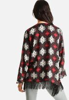 Glamorous - Aztec Kimono