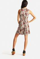 Glamorous - Button Dress