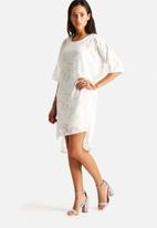 Glamorous - Loose Applique Dress