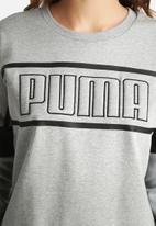 PUMA - Matt & Shine Crew Neck