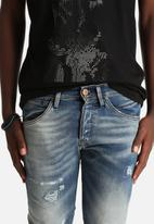 Jack & Jones - Slim Woven Sweat Jeans