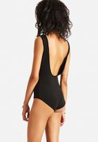 The Lot - Worst Behavior Bodysuit