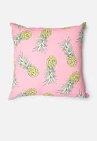 Sixth Floor - Pattern Pineapple Cushion