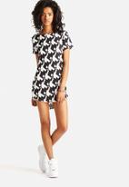 The Lot - Take Shape Tshirt Dress