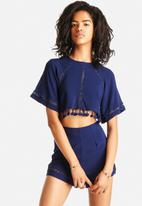 The Lot - Nepal Boho Playsuit