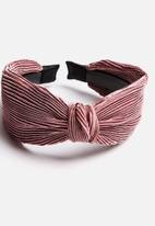 Johnny Loves Rosie - Satin Knotted Headband