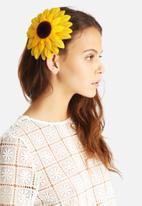 Johnny Loves Rosie - Sunflower hair slide