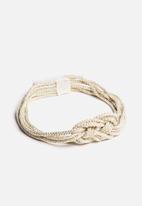 Johnny Loves Rosie - Gold Knot Headband