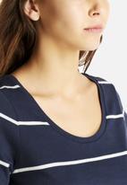 Vero Moda - Molly Striped Tee