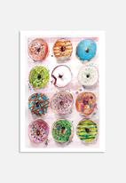 Claudia Liebenberg - Donuts