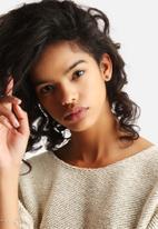Bennt - Medium Square Earrings