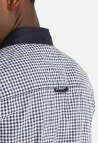 S.P.C.C. - S/S Gingham Shirt