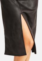 Glamorous - Suede Pencil Skirt